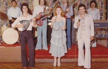 1976 Τα πρώτα μου επαγγελματικά βήματα.